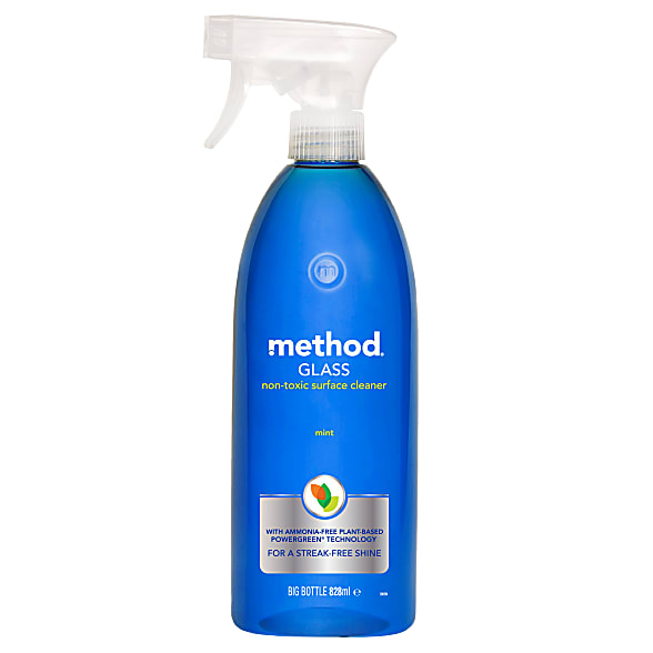 glass + surface cleaner - mint
