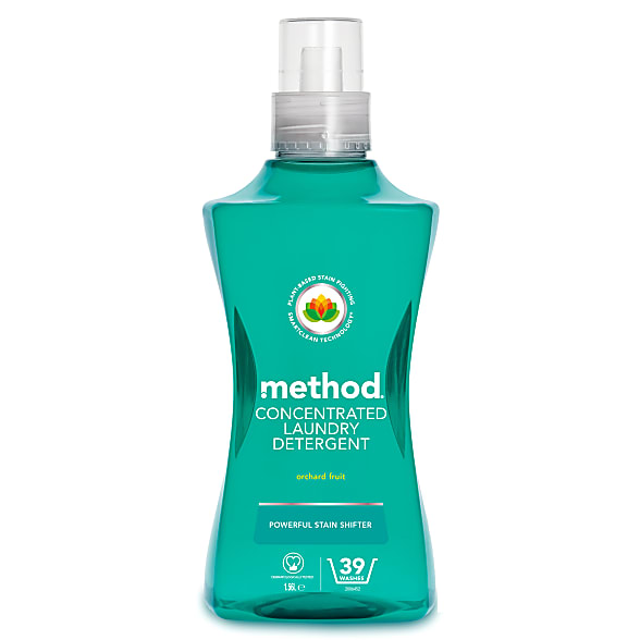concentrated laundry detergent - orchard fruit